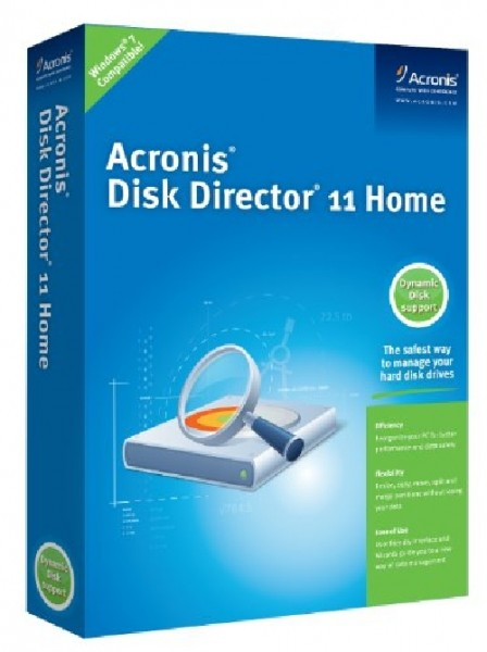 Acronis Disk Director 11 Home Rus