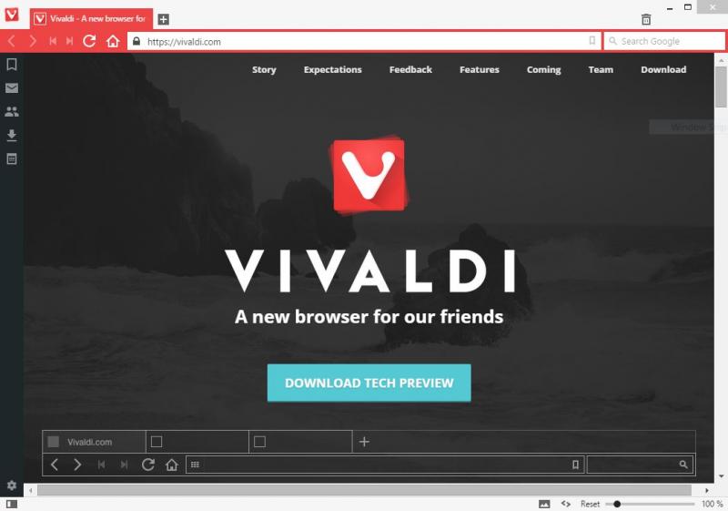 Vivaldi – браузер, подходящий для каждого