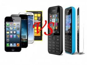 Смартфон или телефон?