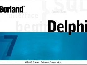 Borland Delphi 7 Enterprise RUS + Key