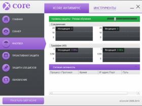 Антивирус xCore Complex Protection для ОС Windows