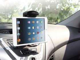 Автомобильные держатели для планшета - комфорт и безопасность вождения