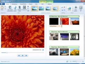 Windows Live Movie Maker (Windows Киностудия)