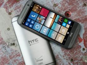 HTC анонсировала смартфон One (M8) на Windows Phone