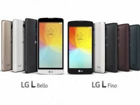 """LG выпустит """"молодежные"""" смартфоны L Fino и L Bello"""